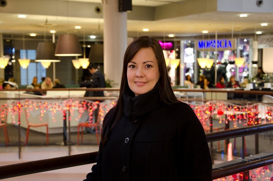 Katja Salvisto